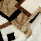 Flanela impresso barata cobertores de lã