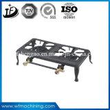 鋳造物か延性がある鉄の鋳造木またはガスこんろまたは暖炉バーナーの部品