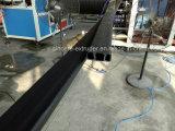 HDPE 두 배 벽 강철에 의하여 강화되는 속이 텅빔 감기 관 기계