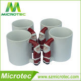 La maggior parte del Popular Sublimation Ceramic Mug per Christmas Sublimation Mug