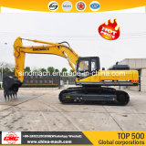 중국 최고 Sinomach 건축기계 기술설계 장비 34 톤 1.5 판매를 위한 M3 크롤러 굴착기 유압 굴착기