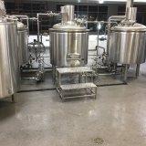 Fabrik-Handelsbier-Brauerei-Gerät des Bier-1000L für Verkauf, industrielles Bier-Herstellungs-Gerät