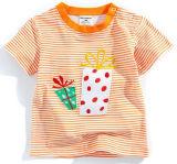印刷Sgt-067を用いる子供の衣服のかわいい女の子のTシャツ