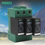 Cer ISO9001 PV-engagierter 1000V 3p Gleichstrom-Solarüberspannungsableiter