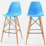 Лучшая цена для гостиной ресторан Знаменитый дизайн пластиковый стул