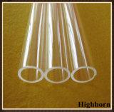 Riscaldamento del tubo del quarzo del silicone fuso della radura di elevata purezza