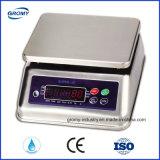 Scala elettronica 30kg del peso dei pesci di alimento del riso