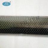 Harz-Filter-Faser-Glas-Media-Abwechslungs-hydraulischer Filtereinsatz (MCC1401E100H1)