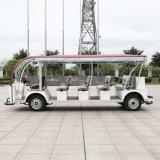 Ce elettrico Dn-23 approvato del bus di spola delle 23 sedi