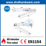 Controlador de puerta de aluminio de Hardware de la puerta de emergencia (DDDC-63B)