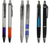 Bolígrafos de plástico con logo personalizado