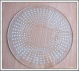 impressão personalizada 3-12mm do Silkscreen/vidro Tempered de vidro/envernizado traseiro pintado para a decoração do indicador/porta/tabela