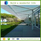 Niedrige Kosten-Platz-Rahmen-Stahlkonstruktion-Einkaufszentrum-Halle