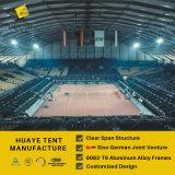 [هو] [سمي-برمننت] مضلّعة سقف رياضة خيمة ([ه239ج])