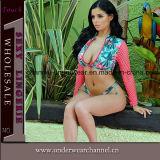 Neue Art-reizvolle Frauen-einteilige Bikini-Badebekleidung (TSN0743)