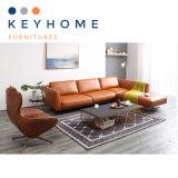 Современная мебель из натуральной кожи поворотное кресло для дома и офиса