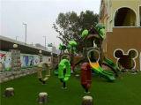 Оборудование спортивной площадки зрелищности парка атракционов напольное
