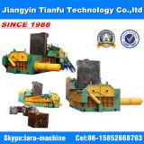 125 toneladas de chatarra Metal Prensa Hidráulica de la máquina de empacado (CE)