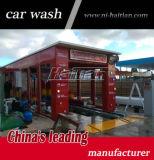 Máquina de la colada de coche del túnel de la marca de fábrica Tx-380A Aumatic de China con el sistema de transportador