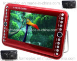 9 портативный телевизор LCD портативный DVD плеер с FM