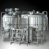 7 le baril microbrasserie Witbier bière plante pour la bière