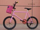 2016 고품질 합금 단 하나 기어 조정 자전거 자전거