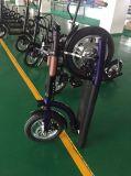 Licht wiegen Aluminiumrahmen-Roller elektrisches 300W 500W