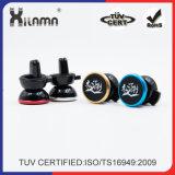 360 Umdrehungs-Telefon zusätzlicher Stainelss magnetischer Auto-Telefon-Stahlhalter