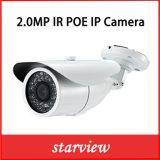 macchina fotografica impermeabile del richiamo di obbligazione del CCTV della rete del IP Poe IR di 2.0MP HD