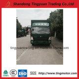 販売のためのHOWO 4X2 Euro2 85HPのライトボックスのトラック