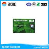 Plastik-Belüftung-Chipkarte für Geschäft