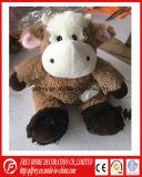 OEM Aangepaste Gift van het Stuk speelgoed van de Koe van de Pluche van het Kooktoestel