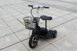 SeatおよびHandlesまたはElectric Tricycleの500W 48V Front Suspension Fork Zappy Three Wheel Elecric Scooter
