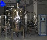 アジテータが付いている1000literステンレス鋼の細菌の生物反応炉