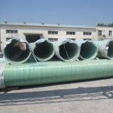 Pijp de met hoge weerstand van het Water GRP van de Riolering van de Hoge druk met Vlotte Oppervlakte