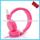 Popular Hi-Fi Headphone para MP3 (VB-1285D)