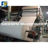 Rolls enorme del papel de tejido para la cadena de producción del papel de tejido facial