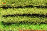 정원 안뜰 학교와 경기 구역을%s 저가 UV 안정된 정원사 노릇을 하는 인공적인 잔디