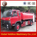 트럭 소형 3000-4000 리터 물 화재 싸움