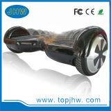 Sensor de movimiento autónomo de 2 ruedas Scooter eléctrico de equilibrio con Bluetooth
