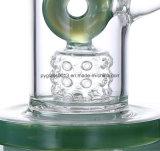 جديدة زجاجيّة [وتر بيب] إطار [برك] [غرين كلور] أنابيب زجاجيّة 16 بوصة مصنع عمليّة بيع