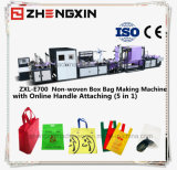 2016機械Zxl-E700を形作る新しい設計されていたNon-Wovenボックス袋