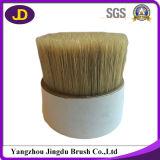 Cerda branca fervida recomendada para a escova de pintura