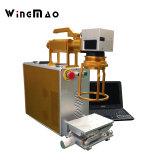 Bewegliche Faser-Laser-Markierungs-Maschine für Vin Code/Zahl