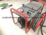 Гидровлический сварочный аппарат сплавливания приклада для 50-250mm