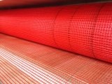 Alta calidad de 120G/M2 4X4 4X5 Estándar Alkali-Resistant malla de fibra de vidrio.