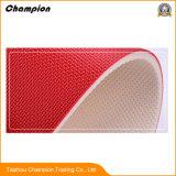 Badminton sintético de la cancha deportiva suelos PVC o vinilo de Baloncesto en las superficies de piso de PVC