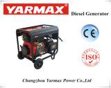 Open Diesel van het Type Luchtgekoelde Generator (3/5/6KW)