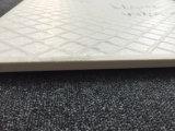 スレートの夕食の白黒磁器の磨かれたタイル(6SW50M)