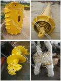 Bien reçu en Afrique ! Foreuse de pile hydraulique d'alésage de Hf168A
